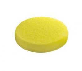 Boina Espuma abrasiva amarilla